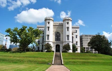 Louisiana's Old State Capitol Image