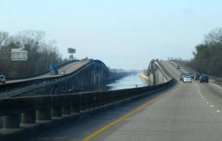Atchafalaya Basin Bridge Image