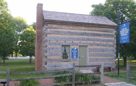 Pendleton Home & Log School Image