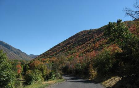 Mt. Nebo Loop Image