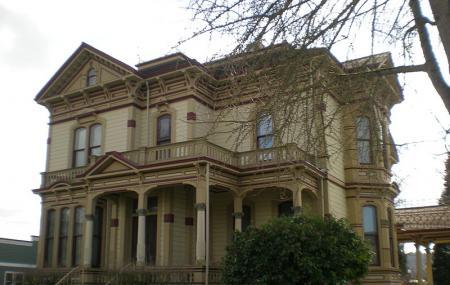 Puyallup Historical Society At Meeker Mansion Image