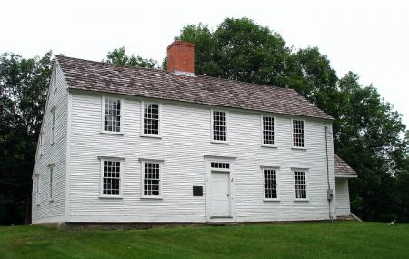 Samuel Huntington Birthplace Image