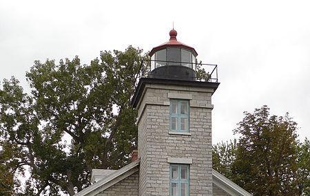 Sodus Bay Lighthouse Museum Image