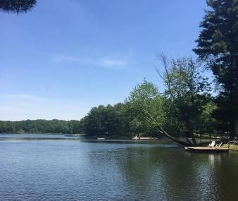 Wasatch Lake Image