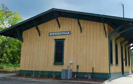 Guntersville Railroad Depot Museum Image