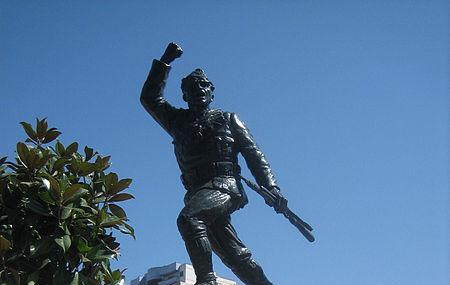 Unknown Soldier Statue Image
