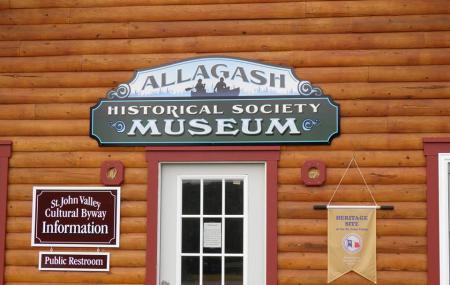 Allagash Historical Society Image