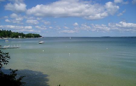Mullett Lake Image