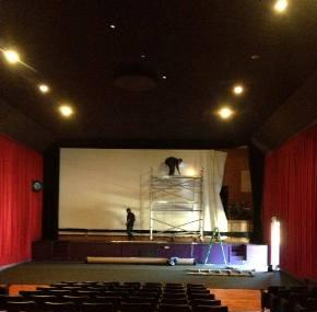 Mt Burney Theatre Image