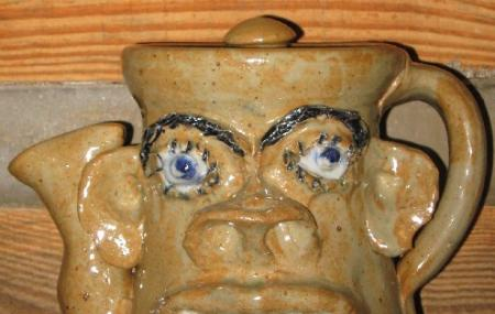 Jerry Brown's Pottery Image