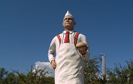 Hamburger Hall Of Fame Image