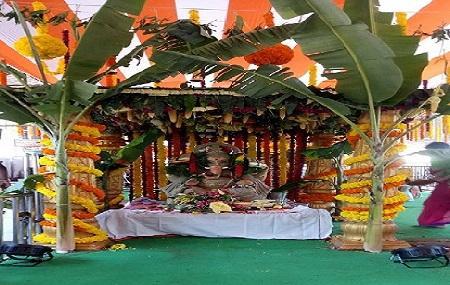 Sakshi Ganapati Temple Image