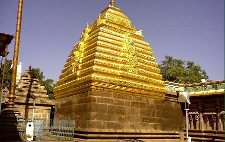 Sri Mallikarjuna Swamy Temple Image