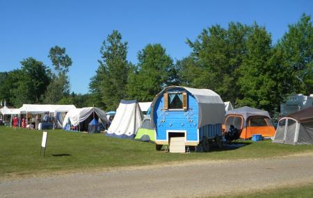 Hebron Pines Campground Image