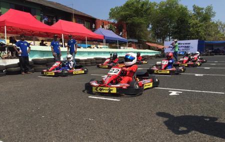 Goa Kart Racing Image