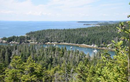 Duck Harbor Mountain Image