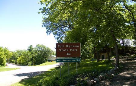Fort Ransom State Park Image