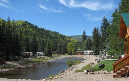 Priest Gulch Campground , Rv Park, Cabins & Lodge Image