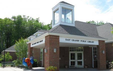 East Granby Public Library Image