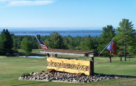 Lake Superior View Golf Course Image