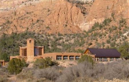 Monastery Of Christ In The Desert Image