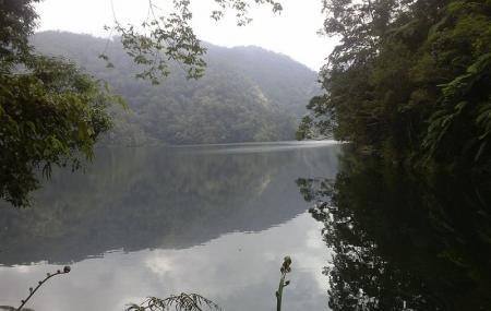 Twin Lakes Of Balinsasayao & Danao Image