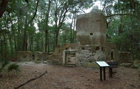 Stoney Baynard Ruins Image