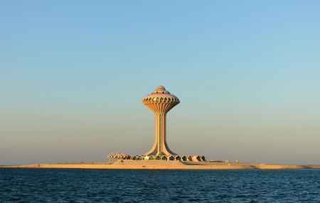 Khobar Water Tower Image