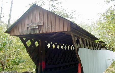 Swann Covered Bridge Image