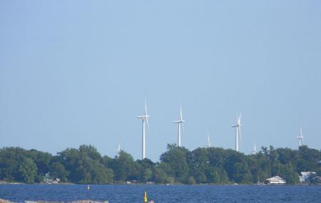 Wolfe Island Wind Farm Image