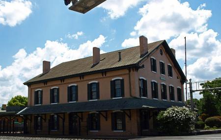 Huntsville Depot Museum Image