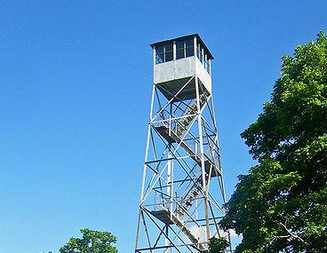 Red Hill Fire Observation Station Image
