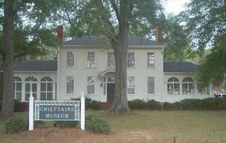 Chieftains Museum- Major Ridge Home Image