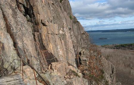 Precipice Trail Image