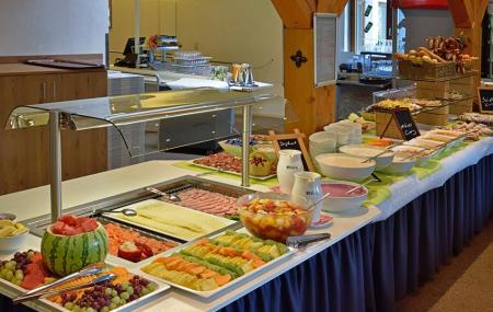Panoramarestaurant Der Bergbahnen See Image