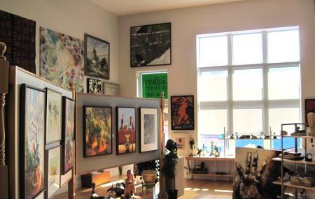 Gallery De Boer, Fine Art & Jazz Image