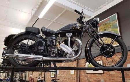 Classic Motorcycle Mecca Image