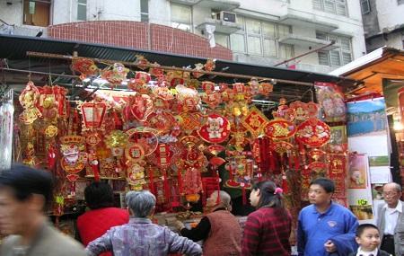 Fuk Wa Street Image