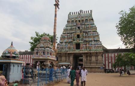 Thirunageswaram Shiva Temple Image