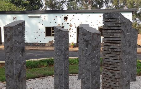 Belgian Peacekeepers Memorial Image