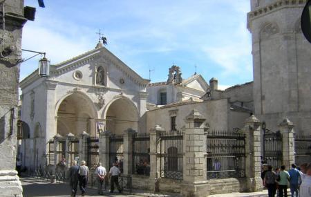 Sanctuary Of Monte Sant'angelo Image