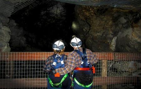 Central Deborah Gold Mine Image
