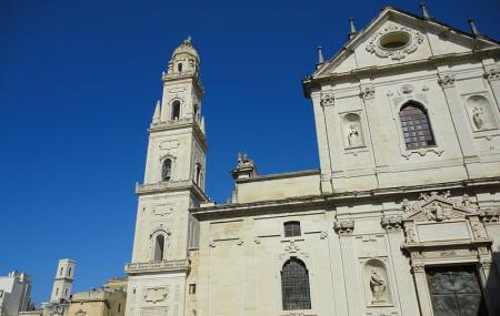 Lecce Cathedral Image