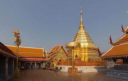 Wat Phra That Doi Kham Image
