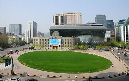 Seoul Plaza, Corner View Image