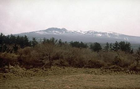 Mount Hallasan Image