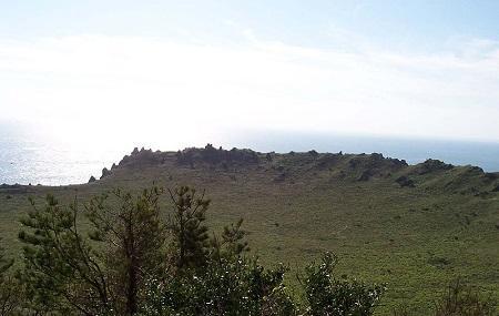 Seongsan Ilchulbong Image