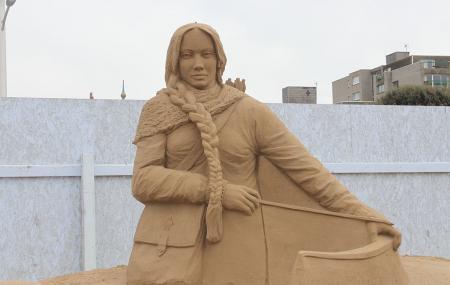 Weston Sand Sculpture Festival Image