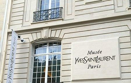 Musee Yves Saint Laurent Paris Image