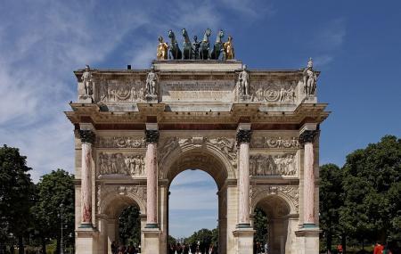 Arc De Triomphe Du Carrousel Image
